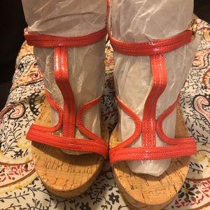 Michael Kors Wedge Shoes.      8/2020